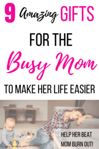 Things that make mom's life easier | Things for busy moms | What mom needs